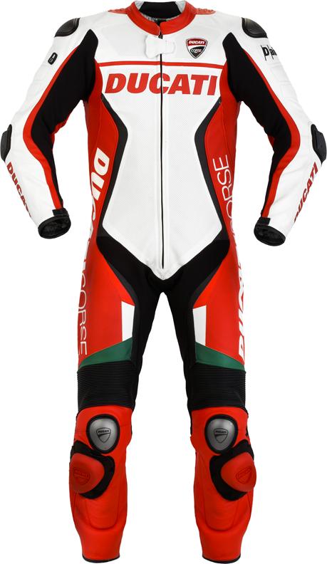 Tuta intera D-air racing Ducati Corse